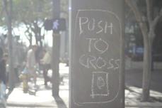 push to cross